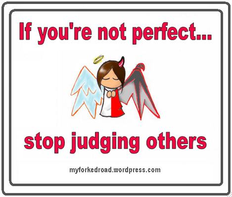 Stop Judging Others