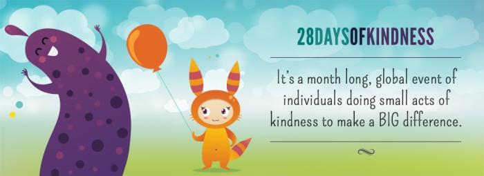 28daysofkindness